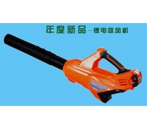 lithium battery blower