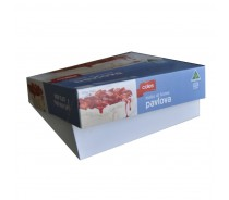 pastry box cake box printed & varnished food packaging