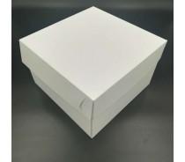 cup cake wedding cakes window face box