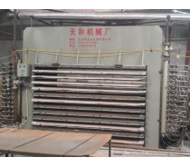 plywood production machine-hot press machine-peeling machine