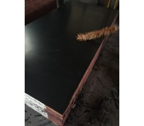 black film plywood
