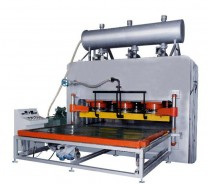short cycle lamination production line