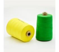 20S/7 bag closing thread 100 polyester bag sewing thread