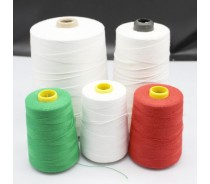 100 polyester bag sewing thread for rice bag