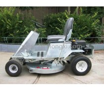 Ride on type lawn mower WY-830