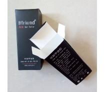 Custom Logo Printing paper packaging nail polish packing box