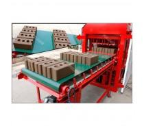 automatic clay brick making machine