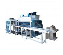 Fully automatic clay brick making machine