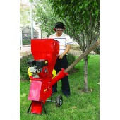 petrol shredder&Branch chipper