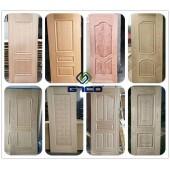 Nature veneer HDF Door Skin