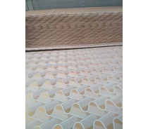 Quality suspended tile chinese gypsum decoration tile