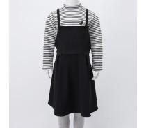 girl's knitting dress