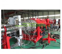 PE Gas Pipe Extrusion Machinery Sj-120