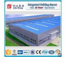 New Design Light Steel Structure Warehouse