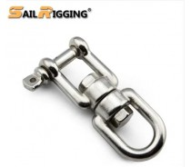 Stainless Steel 316 Jaw End Chain Swivel G403