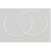Customized silicone rubber o ring / silicone sealing ring