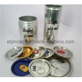 Aluminium Beverage Cans 240 Ml Empty Beer Cans