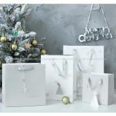 Nordic Style Gift Custom Printing Packaging Paper Bag