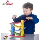 Wooden Kids Wheel Car Educational Toys (GY-W0002)
