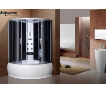 glass massage shower cabins with roof