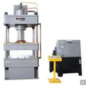 200 Ton Four Column Hydraulic Press Powder