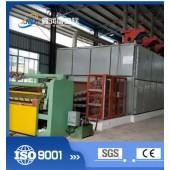 Continuous Veneer Roller Conveyor Dryer Machine