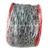 Zinc Plated DIN5685A Short Link Chain