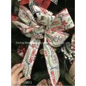 Multipal New Design of Christmas Burlap Riband
