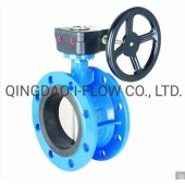 Wholesale En593 Pn10/Pn6 Double Flange Soft Valve