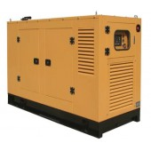 Energy Silent Canopy LNG CNG Propane Gas Turbine Generator