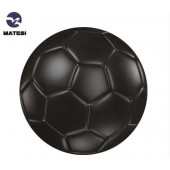 Rubber Butyl Bladde Remote Control Soccer Ball with Rope