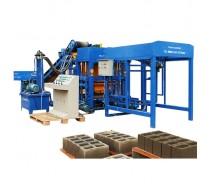 QTF4-25 small automatic concrete block machine