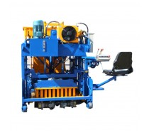 mobile manual hollow block brick machine machinery