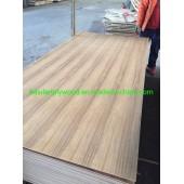 16mm Natural Black Wulnut Veneer Fancy Plywood