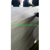 Natural Red Beech Fancy Veneer Plywood for Interior Use 10mm