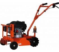 Self-propelled mini-mowing and weeding machine