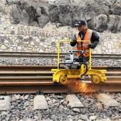 Railway maintenance Rail Head Grinding Machine