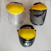 Transparent Mask for Garden Protection, Steel Mesh Mask