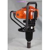 Torque adjustable internal combustion bolt wrench